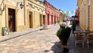 San Cristóbal de las Casas, Chiapas, un pueblo fantasma por COVID19