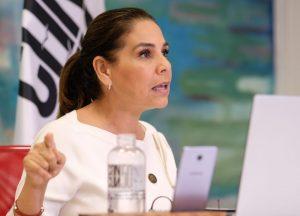Se limitará hasta las 22:30 horas el transporte público en Cancún: Mara Lezama