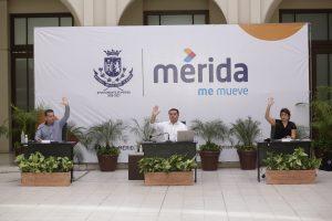 Cabildo de Mérida aprueba paquete de estímulos fiscales, para apoyar la economía de las familias ante la contingencia por el COVID-19