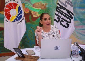 Encabeza Mara Lezama cruzada ciudadana en Benito Juárez