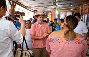 Mantener sano a Quintana Roo permitirá avanzar más en el crecimiento económico y el desarrollo social: Carlos Joaquín
