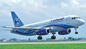 suspenderá Interjet, temporalmente, sus rutas internacionales