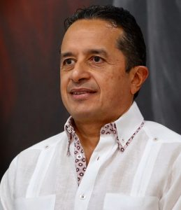 De norte a sur, Quintana Roo ¡quédate en casa!: Carlos Joaquín