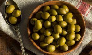 Los beneficios de comer aceitunas
