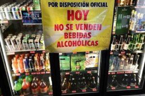 Suspenden venta de bebidas alcohólicas en Tabasco por COVID-19