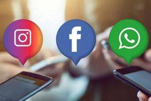 Reportan fallas en WhatsApp, Facebook e Instagram