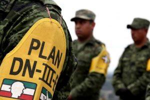 Plan de Marina y DN-III ya se aplican en México por Covid-19: AMLO