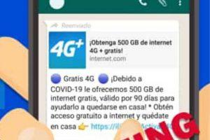Falso que compañías telefónicas regalen megas o internet: FGE Tabasco