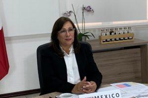 Propone México a OPEP reducir producción de petróleo en los próximos dos meses: Rocio Nahle