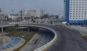 En Veracruz-Boca del Río las avenidas, calles, plazas, parques y algunos monumentos ya lucen vacios