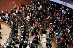 Prevén sesión del Senado el próximo 30 de abril