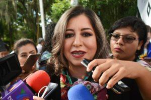 Renuncia Guadalupe Argüelles como Secretaria del Trabajo de Veracruz, confirma gobernador Cuitláhuac García