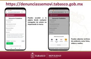 Lanza Semovi página para presentar quejas por abusos en el transporte público