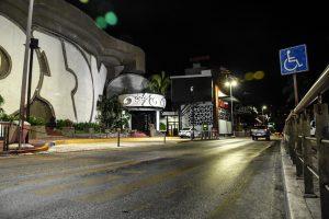 La Zona Hotelera de Cancún, apagada totalmente por el COVID19