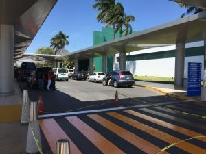Cae el 75% de operaciones en el Aeropuerto Internacional de Cancún en dos semanas