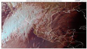 Se prevé, ambiente muy caluroso y temperaturas superiores a 35 grados Celsius en 22 entidades de la República Mexicana