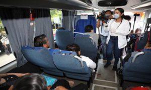 La circulación de los autobuses continúa de manera regular: ADO
