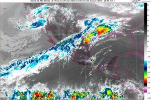 Se estiman temperaturas superiores a 45 grados Celsius para Campeche, Chiapas, Tabasco y Yucatán