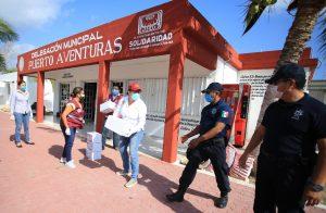 Puerto Aventuras recibe ayuda alimentaria frente a la emergencia Covid-19: Laura Beristain