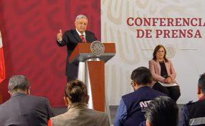 Reducción de 100 mil barriles de petróleo al día no afectará a México: AMLO