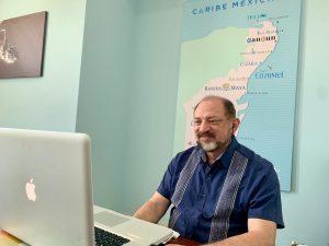 México carece de liderazgo político para apoyar al sector turístico: Darío Flota Ocampo