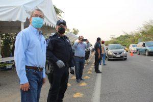 Operativos en filtros se hacen con respeto a los Derechos Humanos, pero se aplica la Ley en Tabasco: Hernán Bermúdez Requena