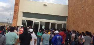 Protestan empleados de Kekén y temen contagio de COVID19