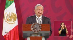 Ya se está recuperando del COVID19 el gobernador de Tabasco': López Obrador