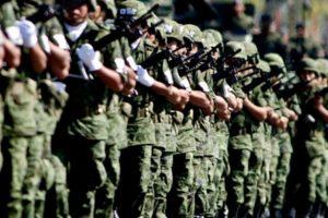 CNDH advierte riesgo a derechos humanos por labores de seguridad de Fuerzas Armadas