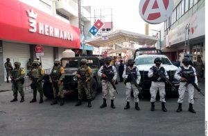 Instalan cerco policiaco en Tuxtla Gutiérrez para limitar movilidad por Covid-19