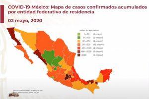 Con más de 500 casos, Veracruz se suma a estados con mayor actividad por COVID-19: López Gatell