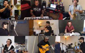 Grupos tropicales de Verácruz se unen con la canción 'Resistiré'