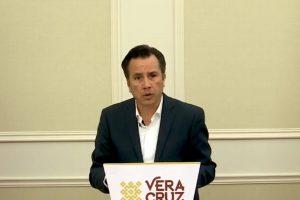 Regreso a la normalidad podría postergarse, dependerá de 8 factores: Gobernador de Veracruz