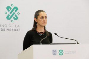 En CDMX hay más defunciones por COVID19 de las registradas: Claudia Sheinbaum
