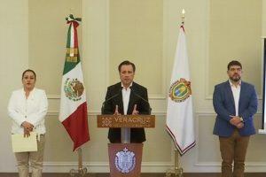 Veracruz aún no tendrá reinicio de actividades; las clases siguen por internet: Gobernador