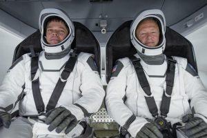 Suspenden primer lanzamiento comercial al espacio, será hasta el sábado