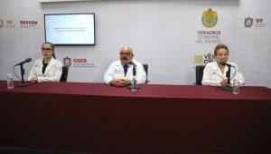 El 70 por ciento de muertes por COVID-19 en Veracruz se concentran en cuatro municipios
