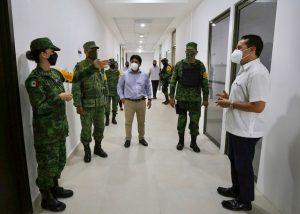 En Quintana Roo tenemos tranquilidad, nos hemos preparado y reforzado con infraestructura hospitalaria: Carlos Joaquín