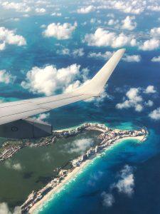 Aeropuerto de Cancún con 32 operaciones este viernes y hoteles la ocupación es del 13.4 por ciento