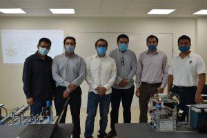 Investigadores de la UJAT desarrollan prototipos de ventiladores para atender a pacientes por COVID-19