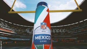 Cancela NFL juegos internacionales en la CDMX por COVID19