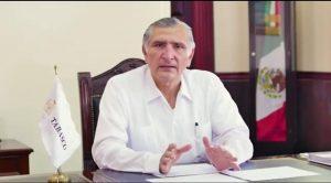Decreta el Gobernador Adan Augusto cierre total del comercio en Tabasco