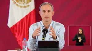 No visitemos a mamás, estamos en el punto más alto de transmisión': Hugo López-Gatell