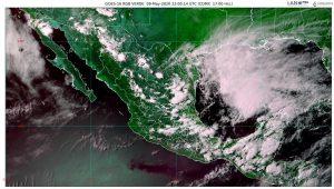 Lluvias intensas en Campeche, Yucatán, Chiapas, Oaxaca, Puebla, Quintana Roo y Veracruz