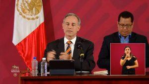 Jornada Nacional de Sana Distancia acaba el 30 de mayo, aunque seguirán medidas: López-Gatell