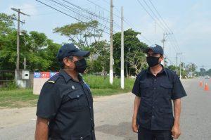 Reitera SSPC llamado a ciudadanos en Tabasco acatar medidas para contener contagios por COVID19