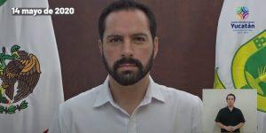 No habra regresó a clases en Yucatan: Mauricio Vila Dosal