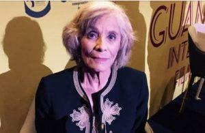Fallece la actriz mexicana Pilar Pellicer a los 82 años de edad