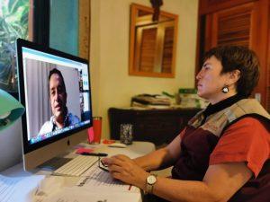 Solidaridad y Quintana Roo se preparan para la reactivación economía: Laura Beristain