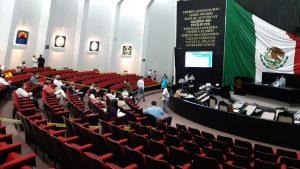 Reanuda Congreso de Quintana Roo actividades legislativas para atender temas prioritarios del COVID19